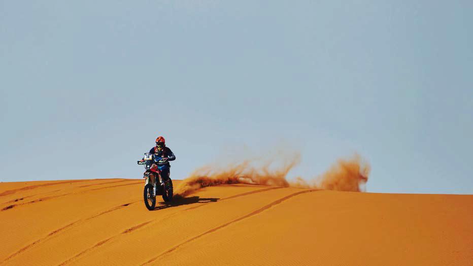 Betriu consigue el pasaporte para el Dakar 2020